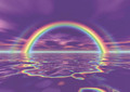 Somewhere Over God's arc en ciel <3