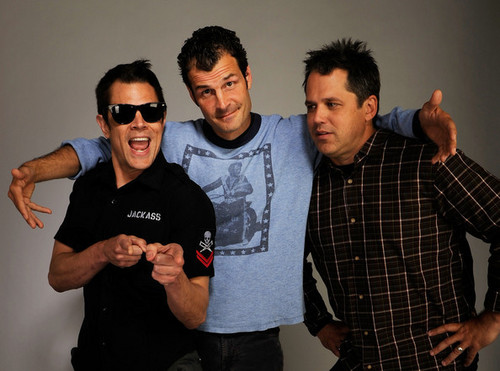Studio Portrait: Johnny Knoxville @ the 2010 Tribeca Film Festival