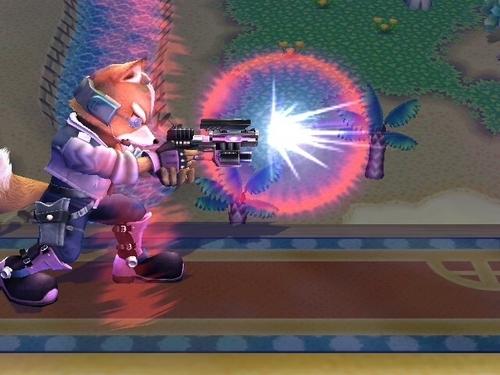 Super Smash Bros. Brawl Wallpapers.