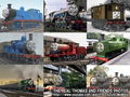 THE REAL THOMAS AND FRIENDS PHOTOS - thomas-the-tank-engine photo