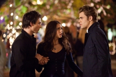 Elena Gilbert wallpaper titled TVD_1x22_Founder's Day_promotional pics