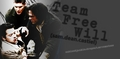 Team Free Will banner by samanthamt - team-free-will fan art