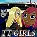 Teen Titans Girls