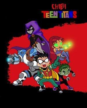 Юные Титаны