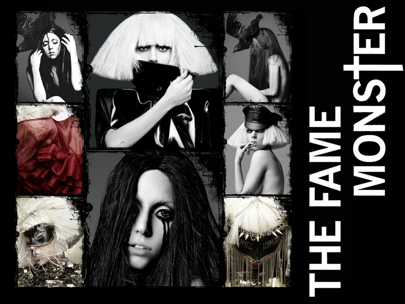 The Fame Monster - Lady GaGa Wallpaper (11764578) - Fanpop