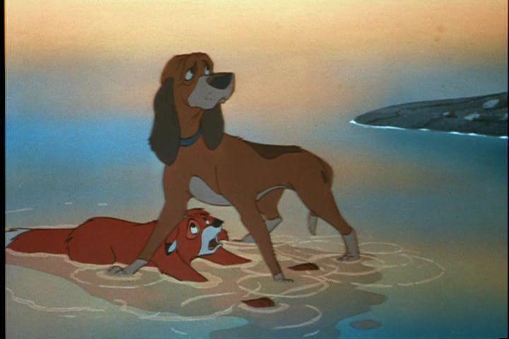 The Fox And The Hound - The Fox and the Hound Image (11793443 ...