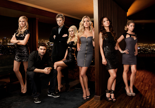 The Hills season 6 photoshoot