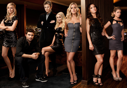 The Hills wolpeyper titled The Hills season 6 photoshoot
