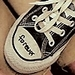 "The Last Song: Will writes ""Forever"" on Ronnie's shoe - the-last-song-miley-and-liam icon"