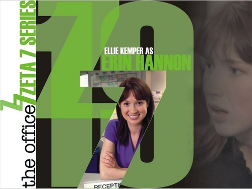 The Office Zeta 7 Series-#19 Erin Hannon
