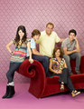 The Wizards of Waverly Place Cast
