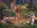 Meeting The Cowardly Lion
