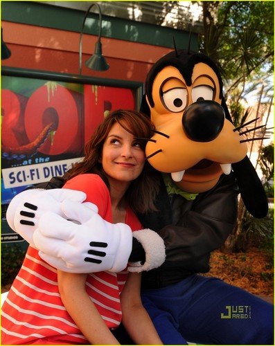 Tina Fey: Goofy's Girl