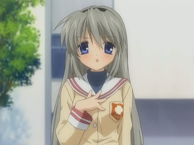 Tomoyo Sakagami - Clannad Photo (11776679) - Fanpop
