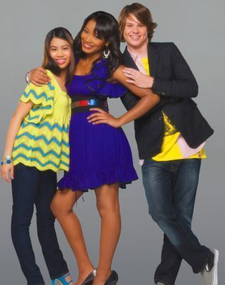 True Jackson VP Season 1 Photoshoot