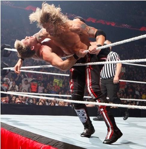 WWE RAW 19th April 2010