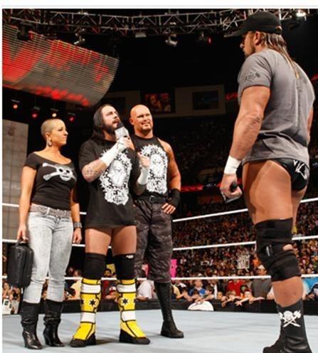 wwe RAW 19th of April 2010