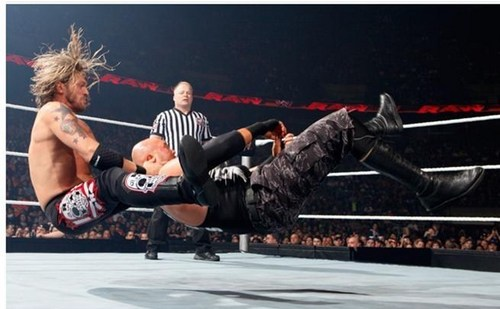 Professional Wrestling wallpaper titled WWE RAW 19th of April 2010