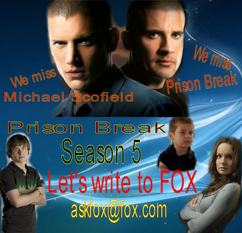 We miss Prison Break
