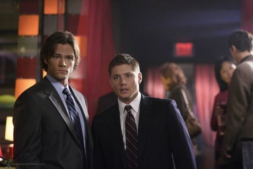 Winchester Girls wallpaper entitled Winchester Brothers