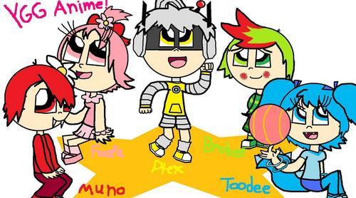 YGG Anime! Human Kids