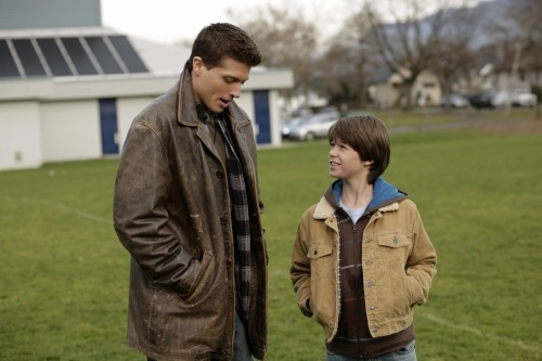 Young Sam and Dean