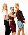 Zelda, Hilda, and Sabrina (Promo Pic) - sabrina-the-teenage-witch photo