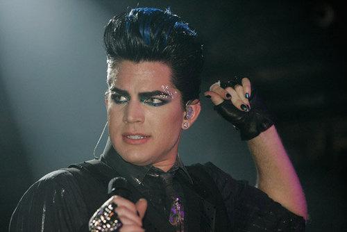 adam performing at gay heaven in london