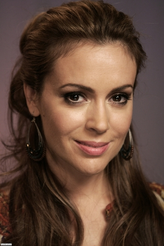 alyssa milano- JC Portrait