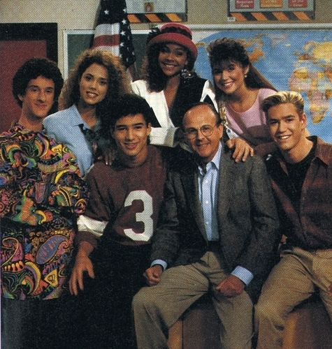Saved by the Bell wallpaper entitled cast photos