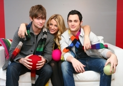 Blake Lively  Chace Crawford Dating on Chace  Blake And Penn   Blake Lively And Chace Crawford Photo