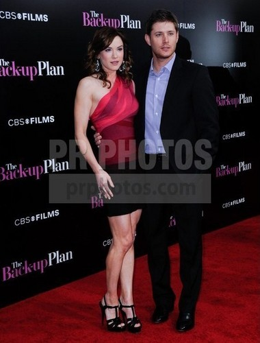 danneel @ the back up plan premiere