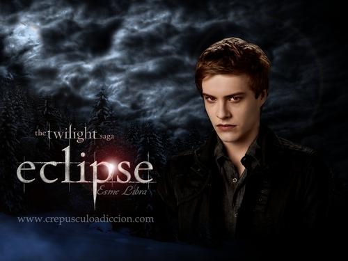 eclipse achtergrond CA