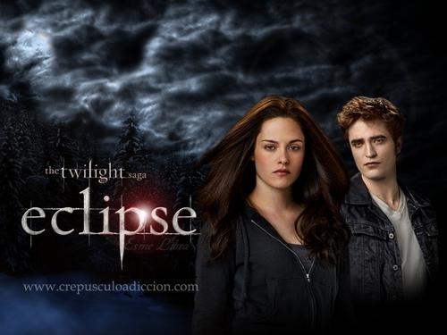 eclipse پیپر وال CA