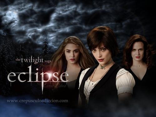 eclipse kertas dinding CA
