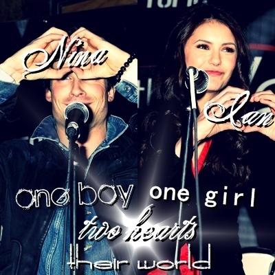ian + nina = love.