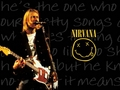 kurt cobain - nirvana wallpaper