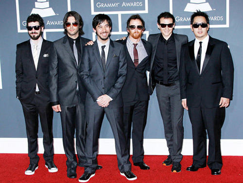 linkin park grammy's 2010