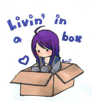 livin in a box