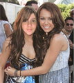miley and fã