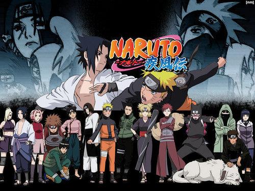Naruto shippuen