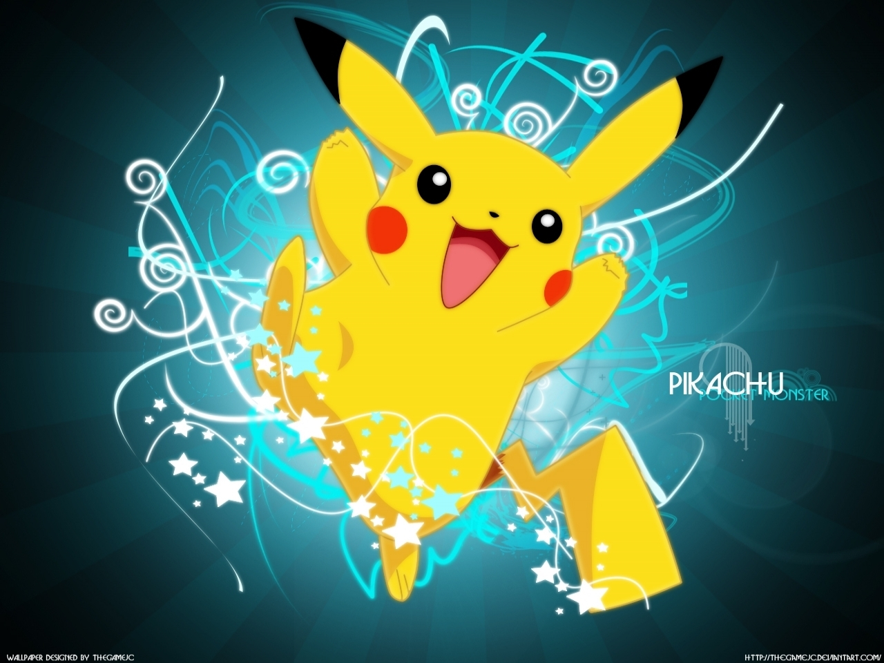 pikachu pokemon wallpaper - photo #22