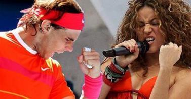 rafa and shakira amore