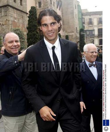 rafa smile 3 funeral !!!