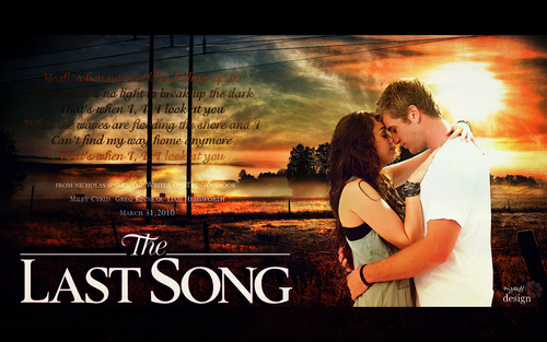 the last song پیپر وال (my friend made it for me)