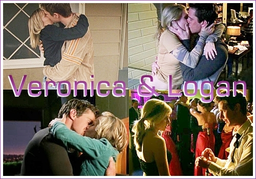 Veronica Mars wallpaper entitled #03 - Veronica Mars & Logan Echolls(veronica mars)