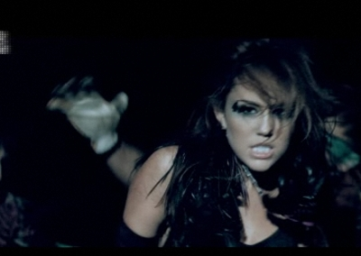 """Can't be Tamed"" Music Video Stills"