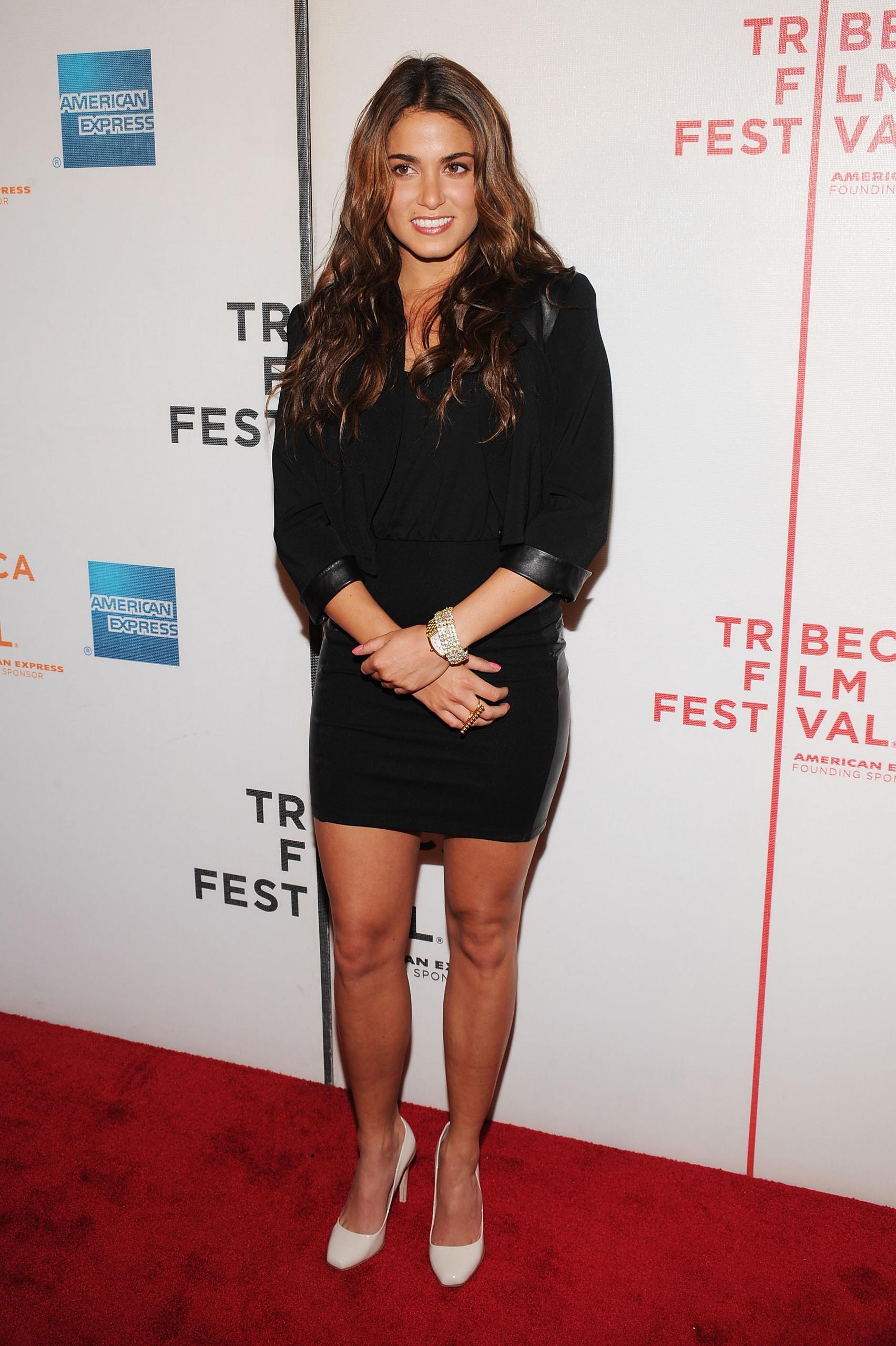 """Nikki @""""Ondine"""" premiere at the Tribeca Film Festival in New York"""