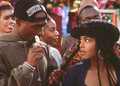 2Pac and JJ Poetic Justice