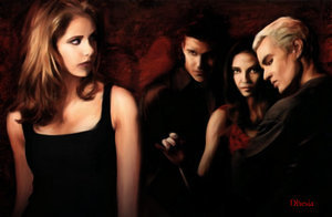 All Buffy Characters